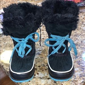 Sorel girls boots